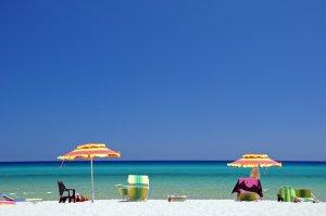 Costa Rei pludmale