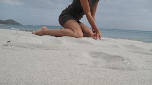 Tanka Village, Villasimius baltās smiltis