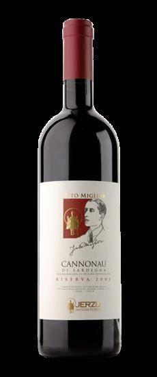 Cannonau riserva josto