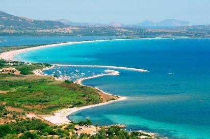 San Teodoro pludmales