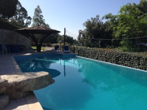 House for rent in Sardinia. Swimming pool.