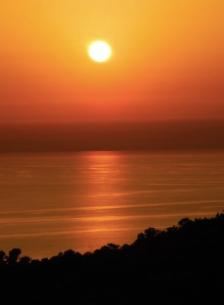 Skaistais saulriets