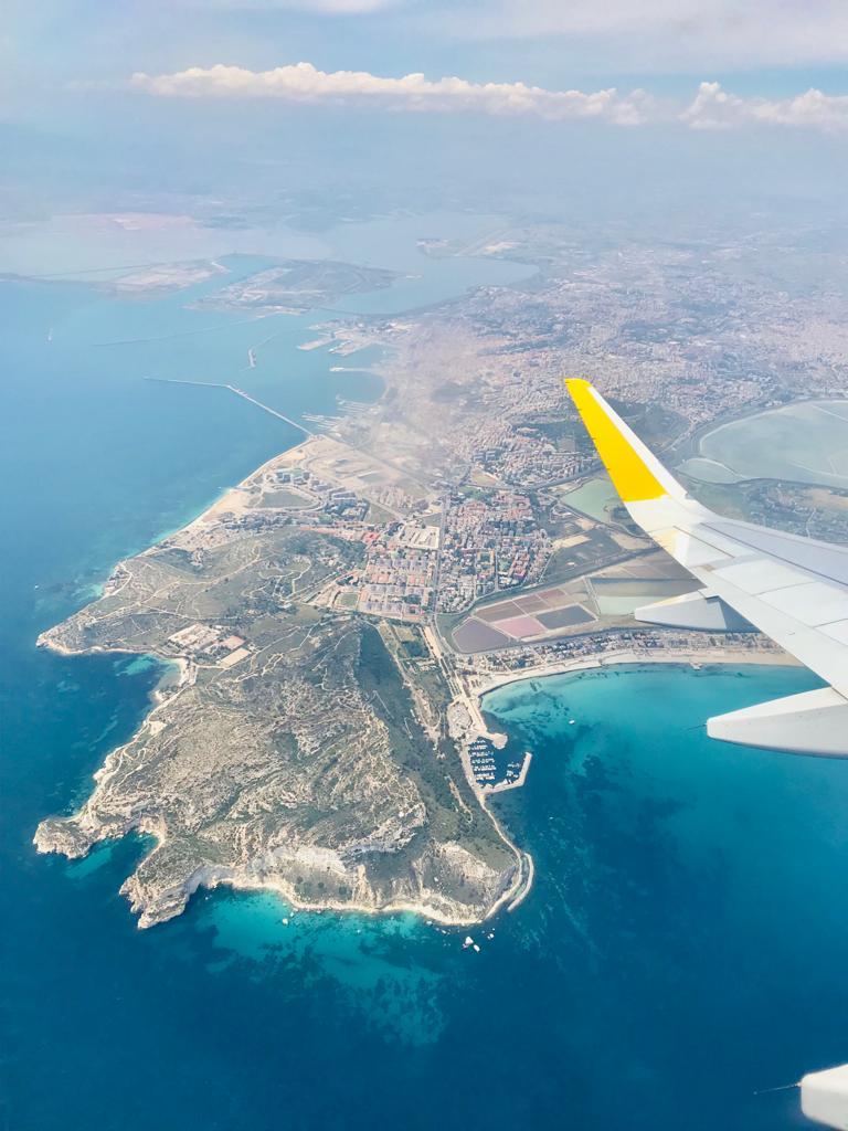 Sardinija no augsas.